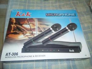 Microfoni senza filo