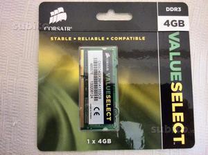 RAM so dimm DDR3 Corsair