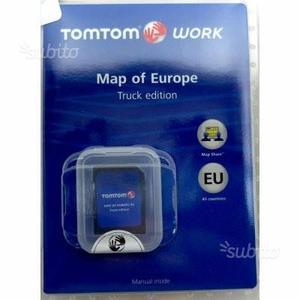 Sd tomtom go europa truck aggiornata