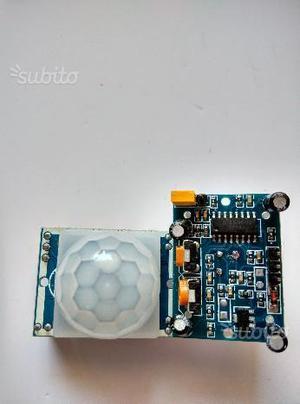 Sensori, Moduli e Shield per Arduino