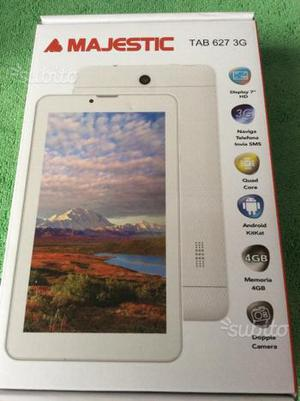 Tablet Majestic Tab 627 White 3G