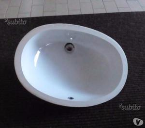 Lavandino ideal standard 68 cm esedra nuovo idee - Lavandino bagno da incasso ...