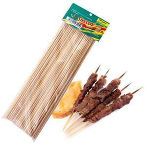 100 Stecconi Bamboo Spiedini Ideale Per Cubo Fabbrica
