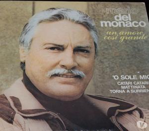 2 dischi in vinile di MARIO DEL MONACO