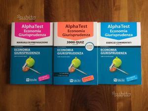 Libri usati e nuovi giurisprudenza posot class for Test ingresso economia