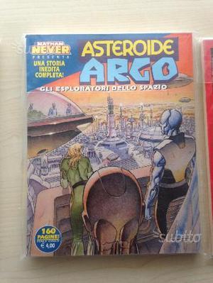 Asteroide Argo - Gli esploratori dello spazio
