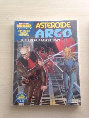 Asteroide Argo - il pianeta degli schiavi