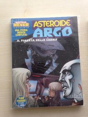 Asteroide Argo - il pianeta delle sabbie