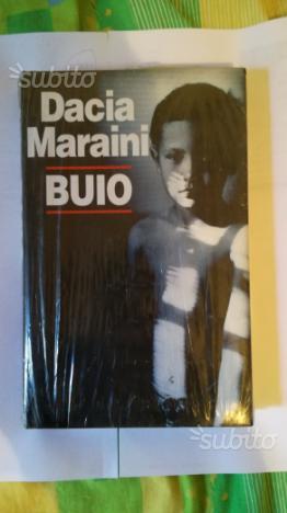 Buio Dacia Maraini