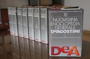 Enciclopedia Deagostini completa