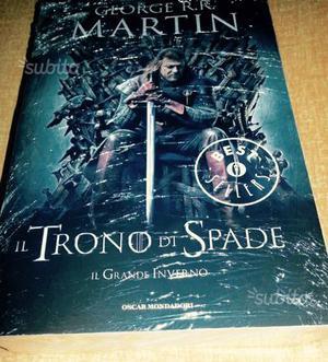 Il Trono di Spade. Il grande inverno