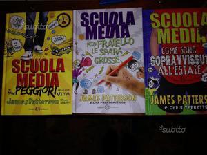Libri divertenti Scuola Media