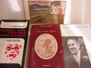 Libri su Napoli e di autori napoletani