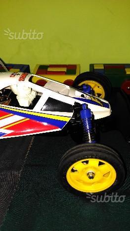 Mini gocart tamiya 2 wd