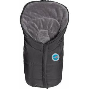 Sacco scalda bebè Alaska grigio scuro