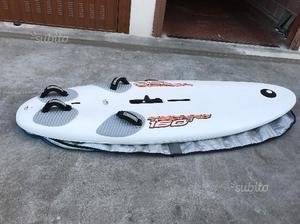 Tavola windsurf 108 lt in posot class - Tavola windsurf slalom usata ...