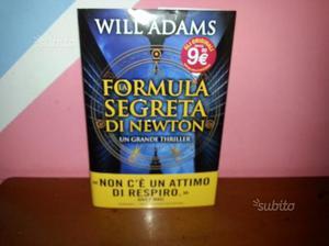 Will Adams - La Formula Segreta di Newton - Nuovo
