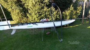 Piede d albero per windsurf posot class - Tavola windsurf slalom usata ...