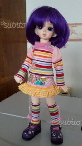 Bambola doll bjd gem YOSD 26 cm collezione