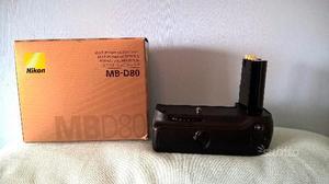 Battery grip nikon mb-d80
