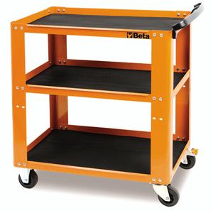 Beta Tools Carrello porta attrezzi C51/O arancione