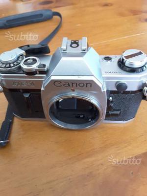 Corpo Canon AE1
