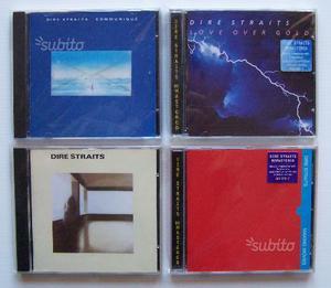Dire Straits - Discografia