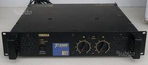 Finale di potenza Yamaha p