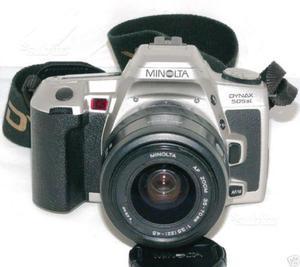 Fotocamera Reflex Analogica Minolta Dynax 505si