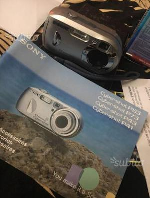 Fotocamera digitale CYBER SHOT