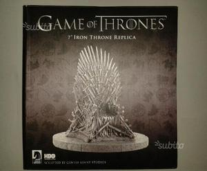 Game of thrones replica iron throne trono di spade