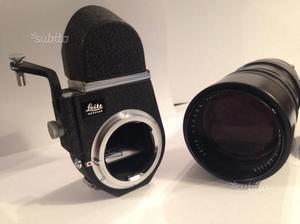 LEICA LEITZ TELYT 280mm. f/4,8 M con VISOFLEX II