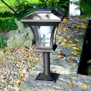 Lampada Da Giardino Da Terra Ad Energia Solare A Led