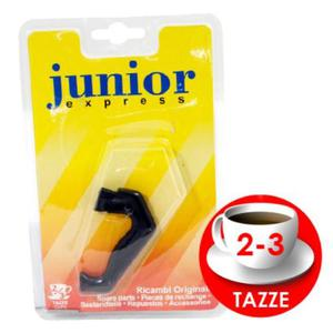 Manico Di Ricambio In Blister Per Junior Express 2 - 3 Tazze