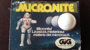 Micronite micronauti gig nuova