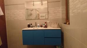 Mobile lavabo e specchio