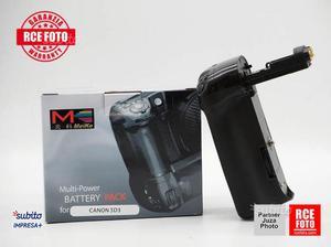 Multi-power battery x canon 5d mark iii - rce ro