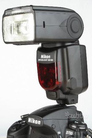 NIKON SB 900 speedlight flash (NITAL)