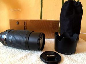 Nikon AF-S VR Nikkor  mm f/G
