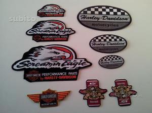 Patch Harley Davidson per giubbotto