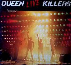 Queen Live Killers 2 Lp prima stampa  EX