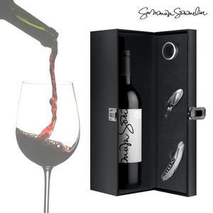 Set Regalo Da Vino Con Accessori Summum Sommelier (4 Pezzi)