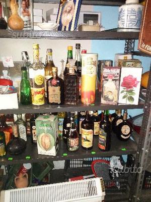Cerco vecchie bottiglie di liquore liquori posot class for Cerco cose vecchie in regalo