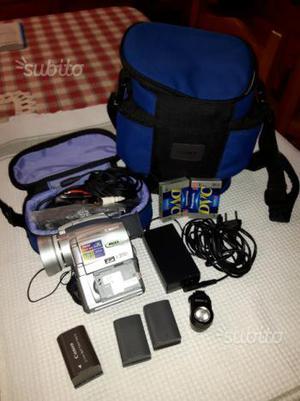 Videocamera Canon DM-MVX1