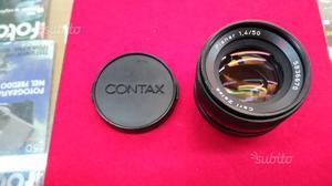 Zeiss planar 50mm f 1.4 CY prezzo last minute