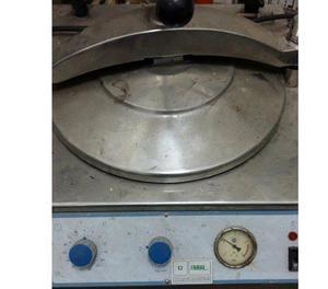 macchinario per la sterilizzazione di qualsiasi prodotto