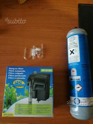 Valvola di non ritorno aeratore acquario posot class for Acquisto acquario usato