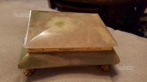 Cofanetto scatola legno bomboniera porta gioielli posot - Scatola porta orologi carpisa ...