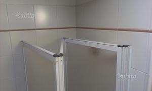 Box doccia da bagno design casa creativa e mobili ispiratori - Tenda vasca da bagno ...