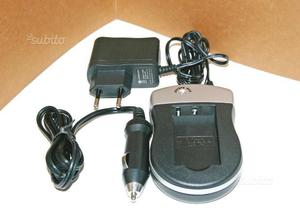 Carica batteria per Nikon, Minolta, Sony, Olympus